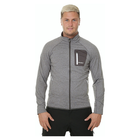 sweatshirt Husky Ane M Zip - Graphite - men´s