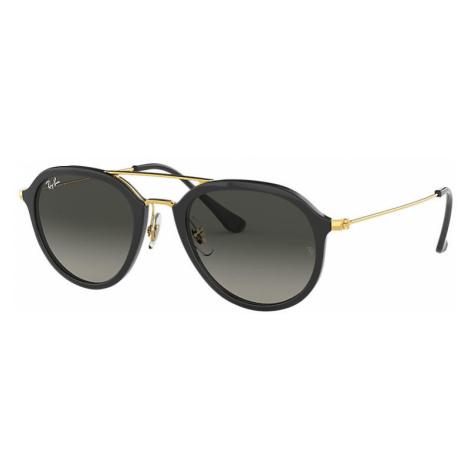 Ray-Ban Rb4253 Man Sunglasses Lenses: Gray, Frame: Gold - RB4253 601/71 53-21