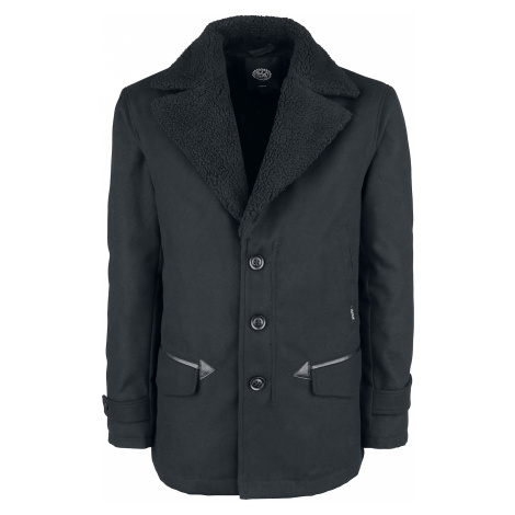 Chet Rock - Dave Lumbercoat - Coat - black