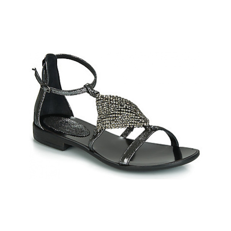 Fru.it 5420-279 women's Sandals in Black