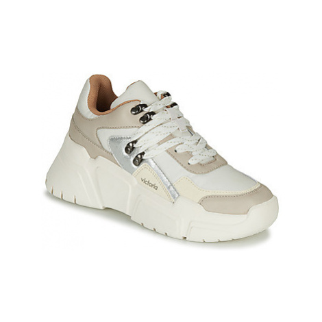 Victoria TOTEM NYLON women's Shoes (Trainers) in White