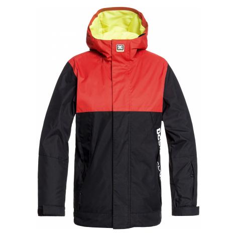 jacket DC Defy - KVJ0/Black - boy´s