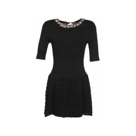 Brigitte Bardot AIMEE women's Dress in Black