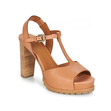 See by Chloé SB32140A women's Sandals in Brown