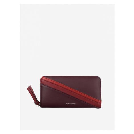 Tom Tailor Wallet Red