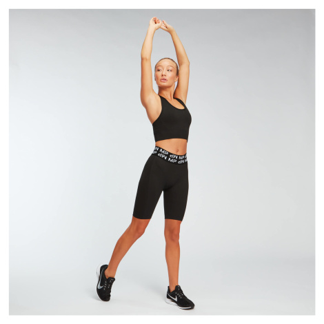 MP Women's Curve Cycling Shorts - Black Myprotein