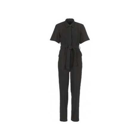 G-Star Raw BRISTUM DC JUMPSUIT women's Jumpsuit in Black