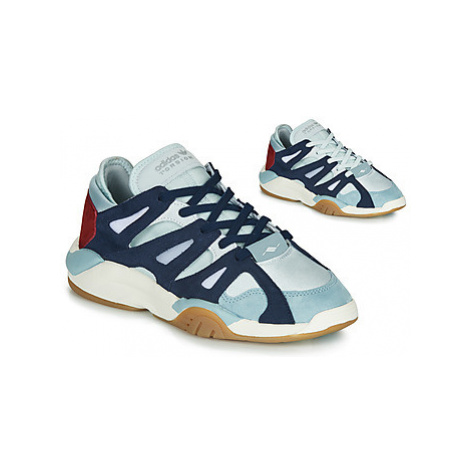 Adidas DIMENSION LO men's Shoes (Trainers) in Blue