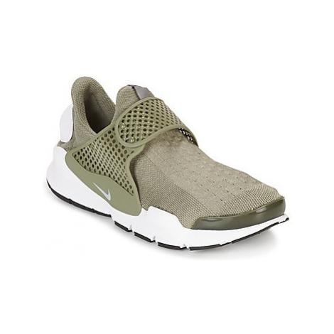 Nike SOCK DART W women's Shoes (Trainers) in Green