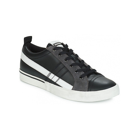 Diesel D-VELOWS MID LACE men's Shoes (Trainers) in Black