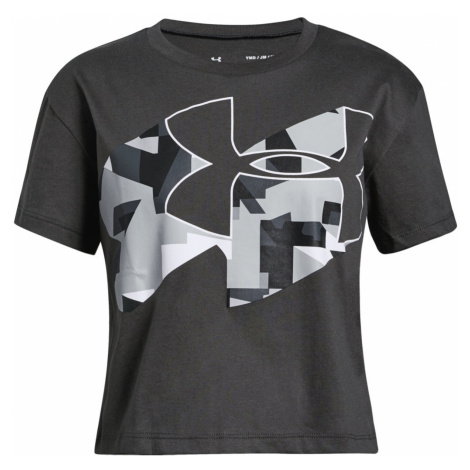 Under Armour Kids T-shirt Black