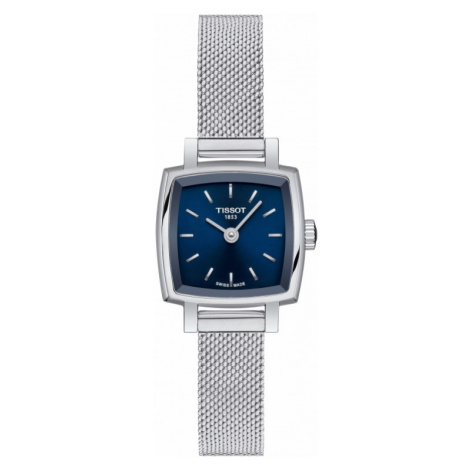 Ladies Tissot Lovely Square Watch T0581091104100