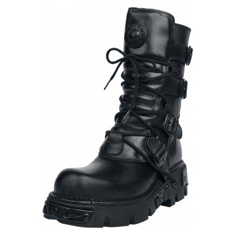 New Rock - Nomada Black - Boots - black