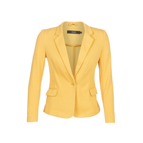 Vero Moda VMJULIA women's Jacket in Yellow