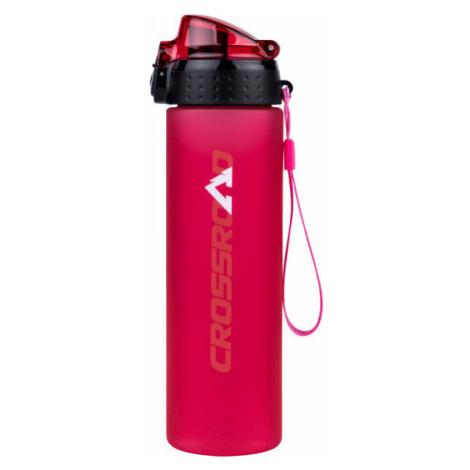 Crossroad FLIP BOTTLE pink - Tritan bottle