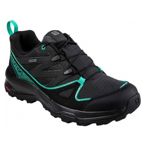 Salomon TONEO GTX W black - Women's hiking shoes