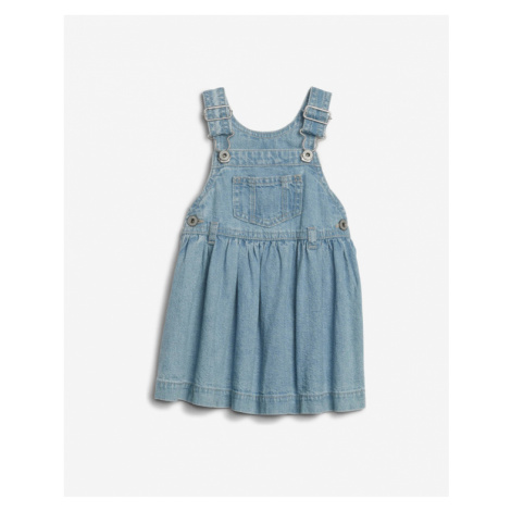 GAP Kids Dress with straps Blue