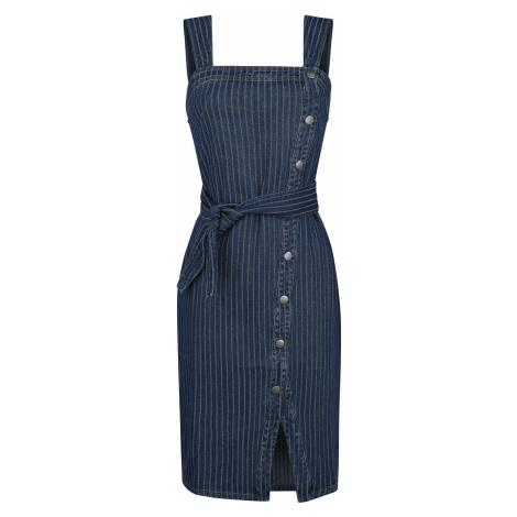 Khujo - Avigail - Dress - dark blue