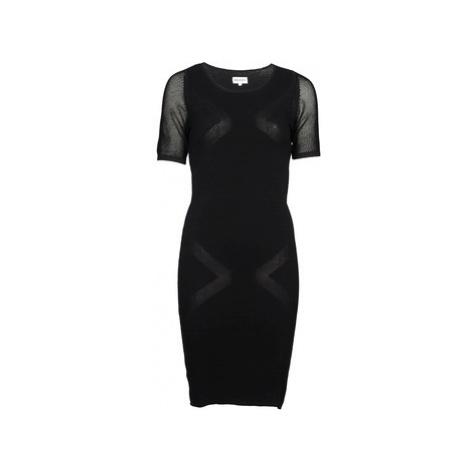 American Retro GEMMA LO women's Dress in Black