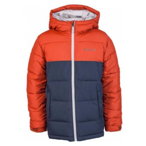 Columbia PIKE LAKE JACKET black - Kids' winter jacket
