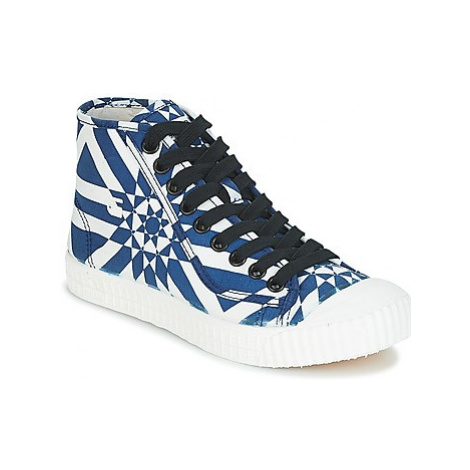 G-Star Raw ROVULC MID women's Shoes (High-top Trainers) in White