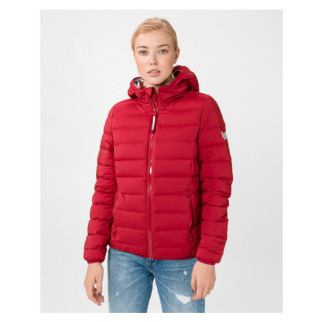 GAS Leonardo W.T. Jacket Red