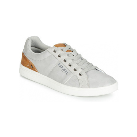 Kaporal MARVEL men's Shoes (Trainers) in Grey