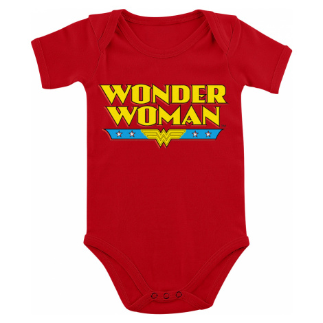 Wonder Woman - - Body - red