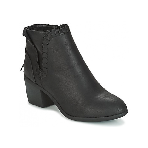 MTNG SICIL women's Mid Boots in Black