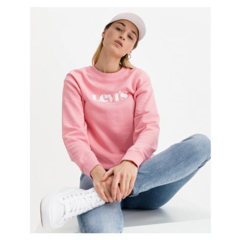 Levi's® Graphic Standard Sweatshirt Pink Levi´s