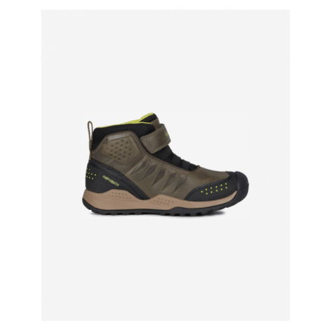 Geox Teram Kids Ankle boots Brown