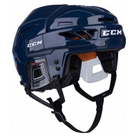 CCM FITLITE 90 SR blue - Hockey helmet