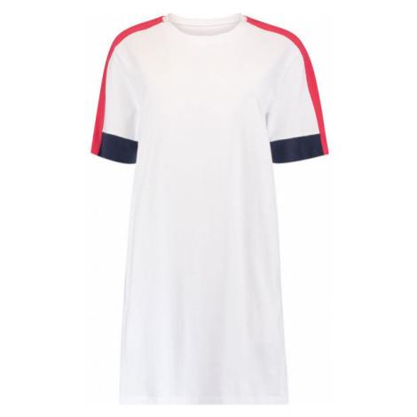 O'Neill LW T-SHIRT DRESS STREET LS white - Women's dress