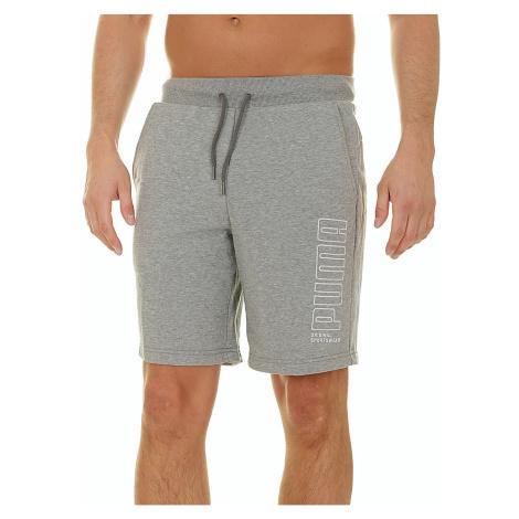 shorts Puma Athletics 8 TR - Medium Gray Heather - men´s