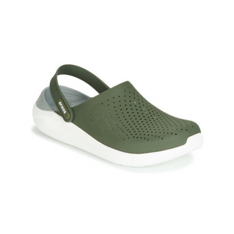 Crocs LITERIDE CLOG women's Clogs (Shoes) in Kaki