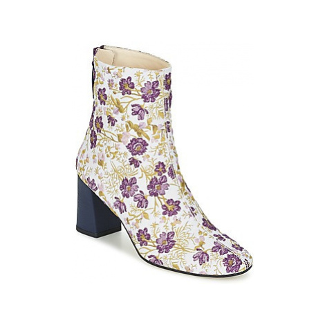 Paco Gil WINNER women's Low Ankle Boots in Multicolour