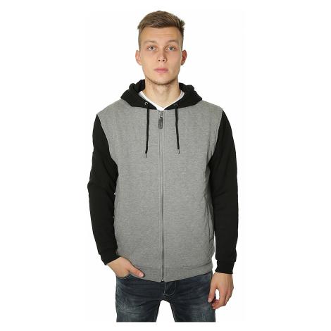 sweatshirt Santa Cruz Beat Zip - Black/Dark Heather