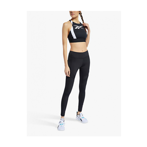 Reebok Workout Ready Mesh Training Tights, Black