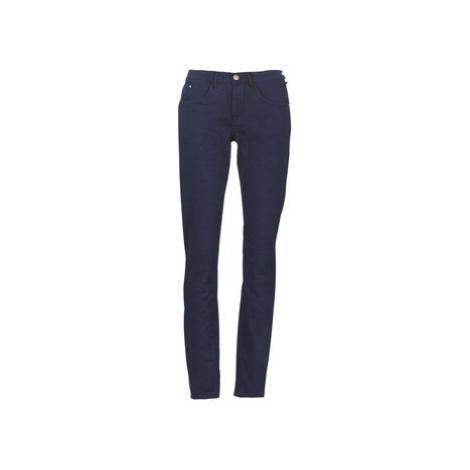 Cream LOTTE women's Trousers in Blue
