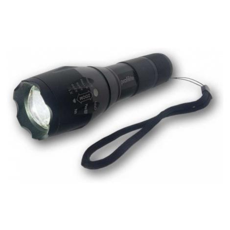 Profilite STEEL black - Flashlight