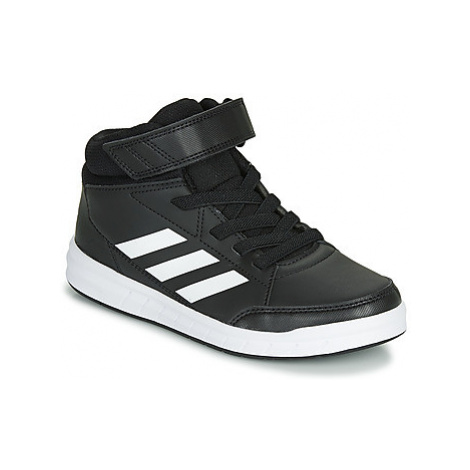 Adidas ALTASPORT MID K girls's Children's Shoes (High-top Trainers) in Black