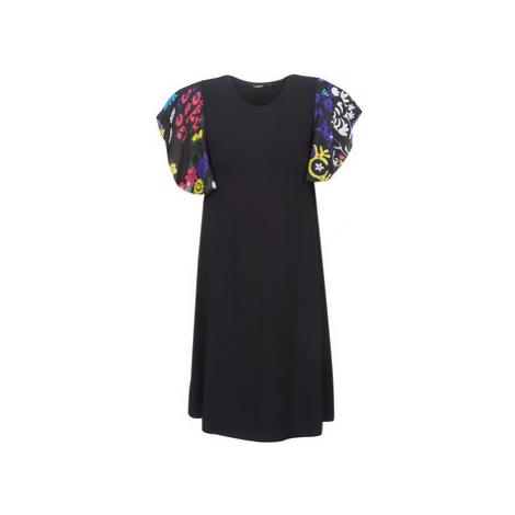 Desigual CRISBELL women's Dress in Black