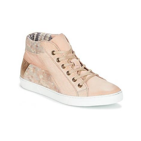 Dream in Green MOLIMELA women's Shoes (Trainers) in Beige