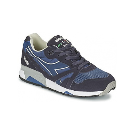 Diadora N9000 NYLON II men's Shoes (Trainers) in Blue