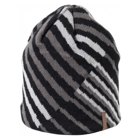 Finmark DIVISION grey - Men's knitted hat