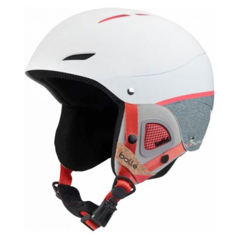 Bolle JULIET white - Women's ski helmet