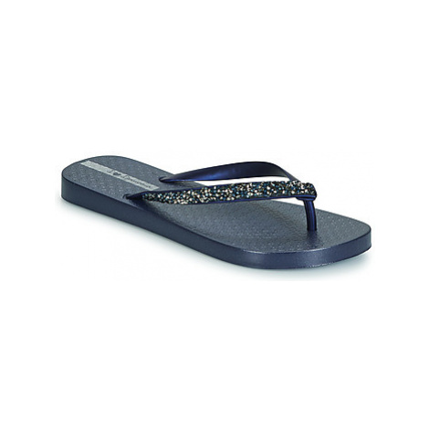Ipanema GLAM SPECIAL women's Flip flops / Sandals (Shoes) in Blue