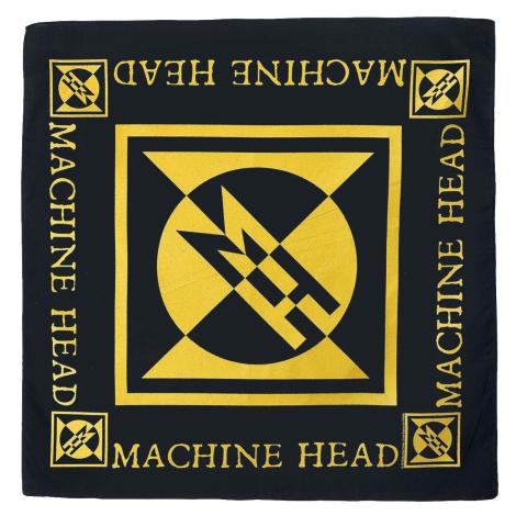 Machine Head Diamond Logo - Bandana Cloth multicolour