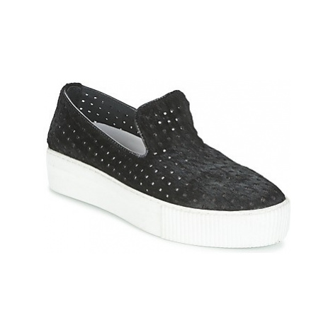 Maruti ABBY women's Slip-ons (Shoes) in Black