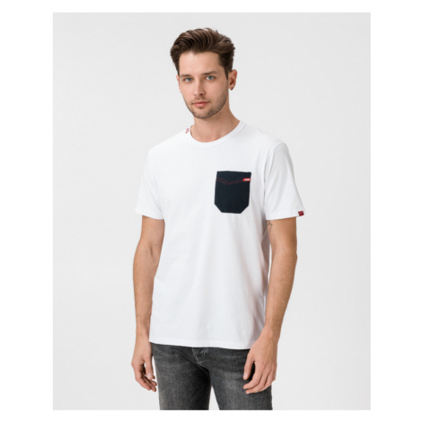 GAS Juby/R Pocket T-shirt White